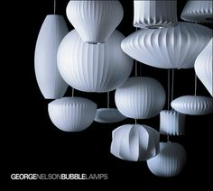 Bubble Lamp - collection is featured in the permanent collection of the Museum of Modern Art in New York.the