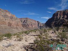 Atemberaubende Aussicht im Grand Canyon, Arizona
