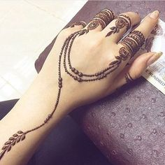 Majestic Hand Henna/Mehndi Designs for you