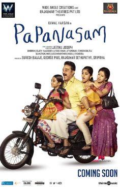 Papanasham Movie Poster