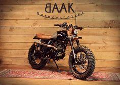 Mash 125 Scrambler by Baak Motorcycles