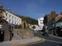 Top of Church Street, Great Malvern