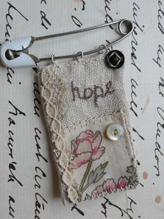 pin for gifts  a snippet of hope