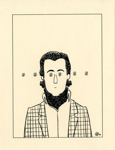Andy Kaufman Beyond by Dharbin