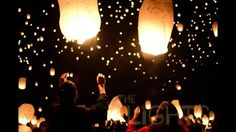 Wisconsin Event:  The Lights Fest lantern festival at the Dodge County Fairgrounds near Beaver Dam Wisconsin