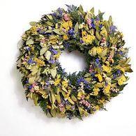 Flowering Myrtle Wreath