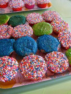 Sprinkles! 1st Birthday Party