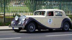 Jaguar MK IV 1946 Stock Images