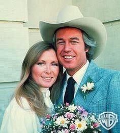 Donna and Ray Krebbs on Dallas