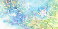 Wander Wonder by ヒヅキカヲル(ヒヅキA) | CREATORS BANK http://creatorsbank.com/hi2ki_A/works/277164
