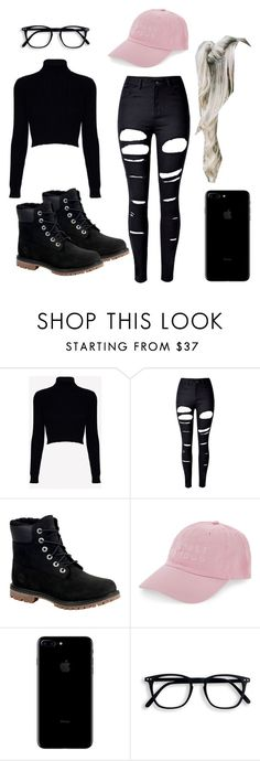 """""""Untitled #339"""" by shavellexoxo on Polyvore featuring Jack Wills, WithChic, Timberland and Nasaseasons"""
