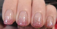 NOTW-Pink-ombre-glitter-nails.jpg (2988×1564)