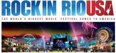 It is now open for pre-sale the tickets for Rock in Rio USA, held in 2015 in Las Vegas! You can choose from the weekend pass to watch the lawn (Saturday and Sunday) and VIP, which is a day. All information and sales are in www.ingresso.com. #localculture #RockInRio #LasVegas