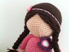 Les poupées sans visage: la poupée farah