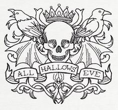 All Hallows' Eve Crest_image