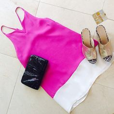 What we are loving!!! #AnnieGriffin #wedges #summerstyle #pink #ootd