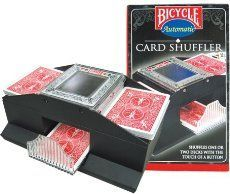 Bicycle Automatic Card Shuffler Shuffles 1 or 2 Decks Touch Button Battery Poker for sale online Plastic Playing Cards, Playing Card Games, Plastic Card, Bicycle Cards, New Bicycle, Christmas Gifts For Couples, Christmas Ideas, Online Video Games, Indoor Games