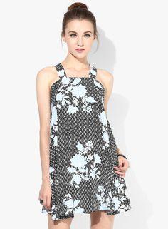 Buy Miss Selfridge Multicoloured Printed Shift Dress Online - 2819595 - Jabong Lakme Fashion Week, Miss Selfridge, India, Printed, Shopping, Dresses, Vestidos, Goa India, Prints