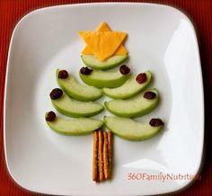 Healthy Christmas Food Idea for Kids