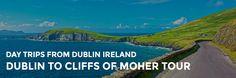 Day Trips from Dublin Ireland