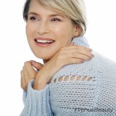 Venus Freeze Plus™ delivers non-surgical anti-aging treatments that tighten skin and smoothen out wrinkles for a more youthful-looking appearance. Younger Skin, Look Younger, Beauty Tips, Beauty Hacks, Anti Aging Treatments, Skin Tightening, Healthy Skin, Venus, Aesthetics