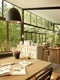 beautiful Bed and Breakfast Wood Patio in France  #France #Travel       Beautiful place to have a rest !  ++Here...