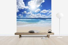 Summertime at the Beach - Wall Mural & Photo Wallpaper - Photowall
