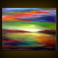 impressionist landscape - Google zoeken