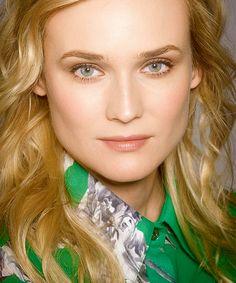 Diane Kruger-natural make up