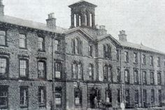 (I was born here - no not when it was still a workhouse) Hall House, South Yorkshire, Barnsley, My Childhood Memories, Home Photo, Hard Times, Asylum, Cocker Spaniel, Palaces