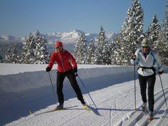 Odzież na narty biegowe #nartyBiegowe #odzież