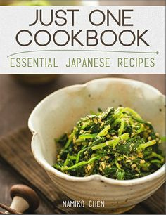 A collection of the most popular Japanese recipes featured on Just One Cookbook, including classic recipes and modern favorites.