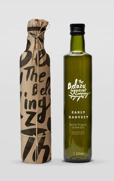 Created for Belazu olive oil company based in the UK who are producing one of the most finest mediterranean products. Olive Oil Packaging, Food Packaging Design, Bottle Packaging, Packaging Ideas, Olive Oil Brands, Olive Oils, Olives, Olive Oil Bottles, Oil Shop
