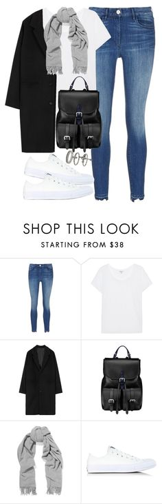 """""""Untitled #1191"""" by megan-trinite ❤ liked on Polyvore featuring Splendid, Aspinal of London, Acne Studios, Converse and Miss Selfridge"""