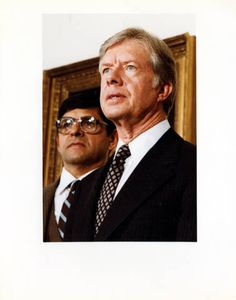 Julian Nava and President Jimmy Carter. On April 3, 1980 Julian Nava became the first Mexican-American appointed U.S. Ambassador to Mexico under the Carter Administration. However, when President Carter was not re-elected in 1980, the Reagan administration declined to keep Nava in his position and instead informed Nava that his successor had been selected. Nava left the embassy on April 3, 1981. Latino Cultural Heritage Digital Archives.