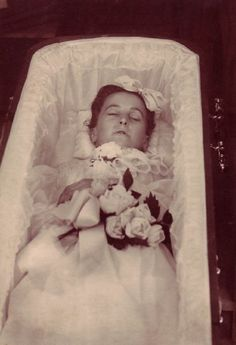 Postmortem photography