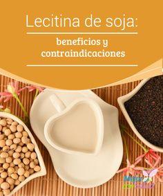 """Lecitina de soja: beneficios y contraindicaciones  Se trata de un suplemento alimenticio bastante """"moderno"""", ya que su utilización tiene menos de un siglo (la primera vez que se probó fue en 1952)."""
