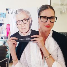 Um, This Photo Of Jenna Lyons Is Totally Genius (PHOTOS)