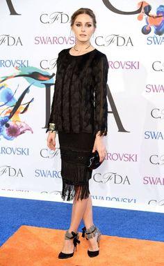 Fur & Fringe: Olivia Palermo's Best Looks