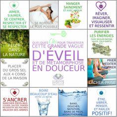 VIVRE L'ÉVEIL EN DOUCEUR   Le Monde s'éveille