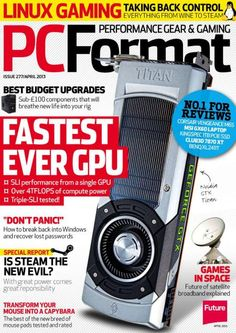 PC Format Magazine - www.pcformat.techradar.com    #pcformat #magazine #techradar #futurepublishing #bathjobs #londonjobs #futurejobs