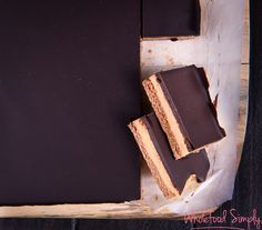 Mix and Make Chocolate And Peanut Butter Slice