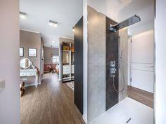 Offene Dusche Im Musterhaus OKAL Poing Von OKAL Haus