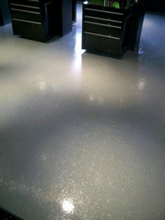 concrete stain with glitter - Google Search