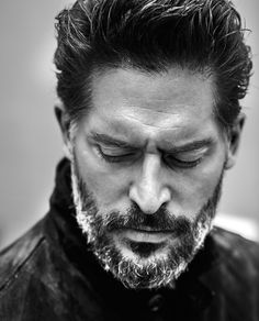 Joe Manganiello - solid beard game - SB