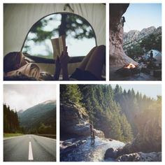 Adventure  (:  #Road trip # camping #fun!