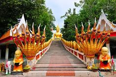 Temples in Pattaya, Thailand