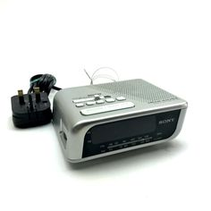 Sony ICF-C205 Dream Machine Digital Alarm Clock And Dual Band Radio No Scratches Alarm Clocks, Digital Alarm Clock, Clocks For Sale, Dream Machine, Sony, Alarm Clock