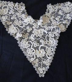 irish crochet - Google Search