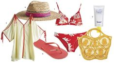What to Wear on a Tropical Vacation, Based on Your Destination Affordable Vacations, Seaside Style, Vacation Style, Quality Time, Coastal Living, String Bikinis, What To Wear, Take That, Tropical